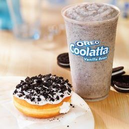 Dunkin' Donuts, Baskin-Robbins Celebrate Oreo's 100th Birthday