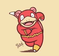 insanelygaming:  Flashpoke Created by Italo Perochena / italiux Shirts available at redbubble Artist: tumblr / facebook