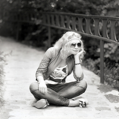 Lena on Flickr. Lviv 2012Via Flickr: Kowa Six, Kowa 150/3.5, Fuji Neopan 100. Scanned on Epson V600 Photo.