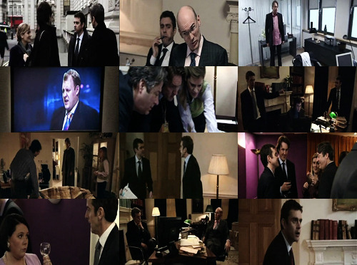 My top 100 shows/episode(In no particular order):Three The Thick of It/Rise of the Nutters