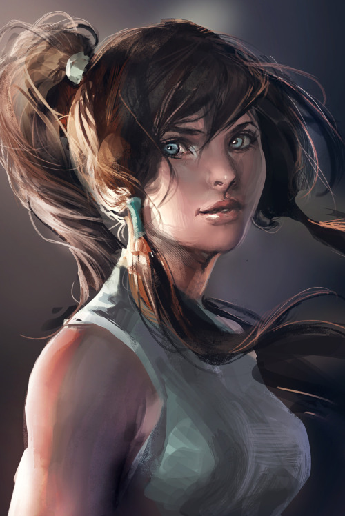 braindentist:  nepetanyan:  sakimichan:  korra practice…  FUCKING BEAUTIFUL  holy hell yes   legit gasped