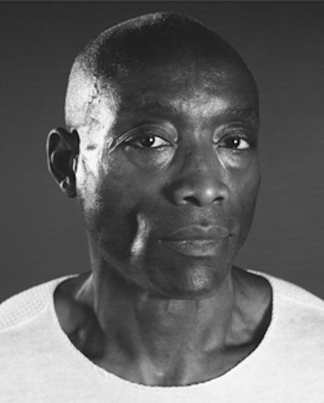 Photography: Chuck Close This portrait, Untitled (Bill T. Jones), by American artist Chuck Close, is now live for bidding on artnet Auctions.