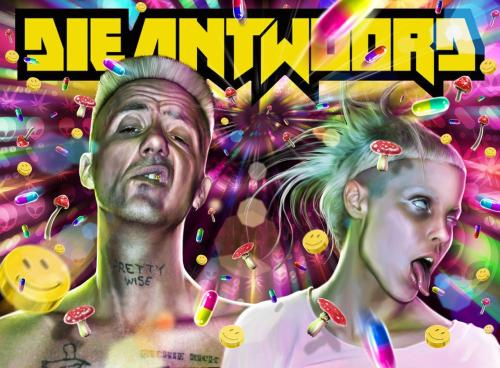 Gutted that Die Antwoord are playing the same night I have tickets for Marilyn Manson!! Wanted to see them both!!!!