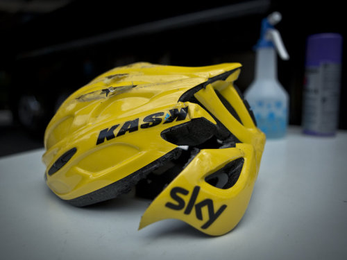 Tour de France 2012 | Stage 4 Impact. (via Team Sky | Pro Cycling | Latest News 2012 | Scott Mitchell stage four gallery)