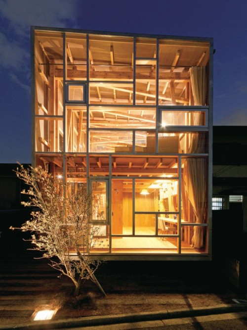 cjwho:  Stunning Natural Japanese House of Cedar