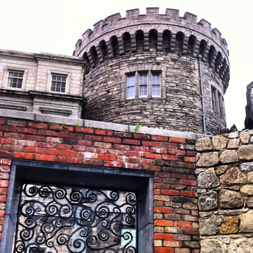 #dublincastle #castle #dublin #ireland  (Taken with Instagram)