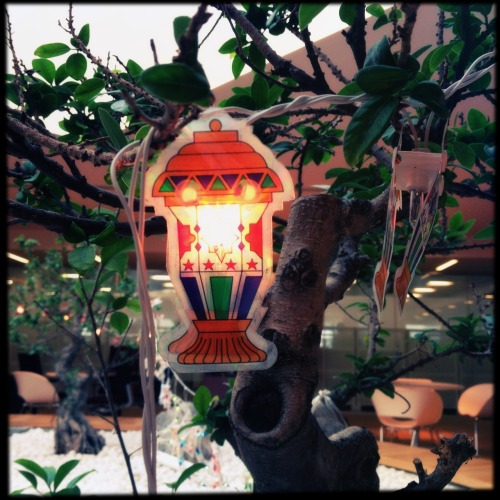 We celebrating Hagh Al Layla in DIFC #حق_الليلة #makebeautiful  Foxy Lens, Sugar Film, No Flash, Taken with Hipstamatic