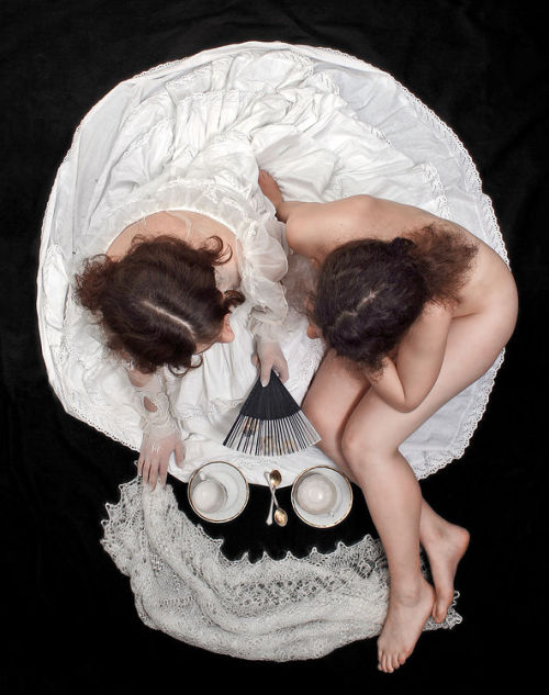 Утренний чай (Morning Tea) by Serge N. Kozintsev (Sirano)
