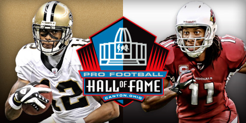 A month from today, the New Orleans Saints and Arizona Cardinals open the NFL preseason in the Pro Football Hall of Fame game!
