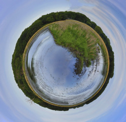 Minnehaha Headwaters Polar Panorama on Flickr.