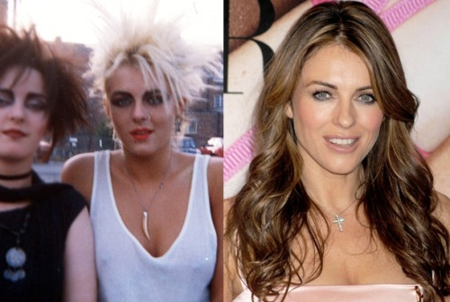 Stars who were punks before they were famous.