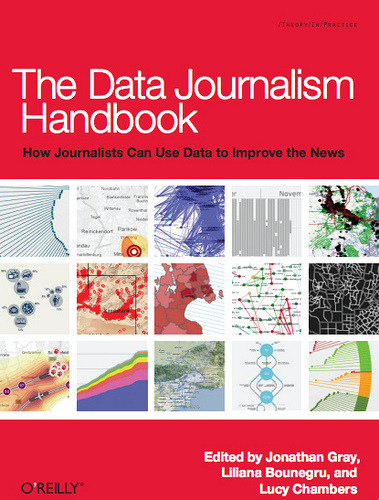 "Jonathan Gray, editor of the Data Journalism Handbook, in a Q&A with O'Reilly:  Broadly speaking, ""data journalism"" is a fairly recent term that is used to describe a set of practices that use data to improve the news. These range from using databases and analytical tools to write better stories and do better investigations, to publishing relevant datasets alongside stories, and using datasets to deliver interactive data visualizations or news apps. Precisely where one places the emphasis depends on what one thinks is important. This is why in the book we have several sections in the introduction where we've asked leading practitioners, advocates and scholars what data journalism means to them, what makes it distinctive and why they think it is important. Regarding the need for the book: Quite simply, data can help us to answer questions about the world. While it certainly isn't a panacea, or an objective reflection of the world, data is an increasingly important part of our information landscape. Rather than relying on the analysis of public bodies, public relations agencies, or experts for hire, journalists and their readers should be able to explore, interrogate and critically analyze databases for themselves. The handbook is our attempt to encourage journalists to increase their own data literacy, and hopefully the data literacy of their readers.  FJP: The Data Journalism Handbook is a free and opensource reference guide. Download it here. It's a very useful resource. We've talked about a few other data journalism tools in the past. See some posts here.  Image: Click-through to keep reading the Q&A."
