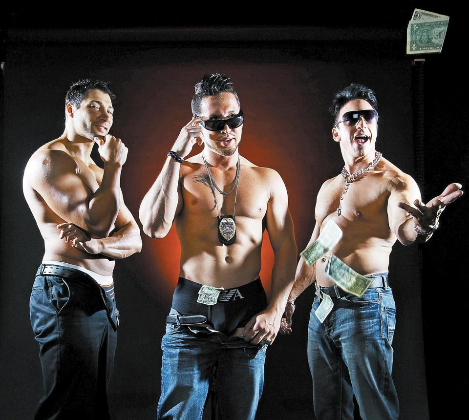 "Boston's male exotic dancers talk 'Magic Mike'  They chat about being onstage, the pressure of looking good, and if ""Magic Mike"" realistically portrays their lives on stage. (ESSDRAS M SUAREZ/ GLOBE STAFF)"