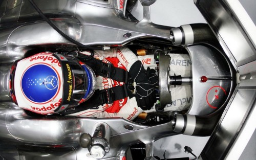 Vodafone McLaren Mercedes F1 Team