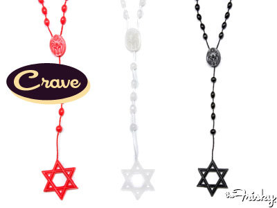 Would you ever wear/use a Jewish Rosary?