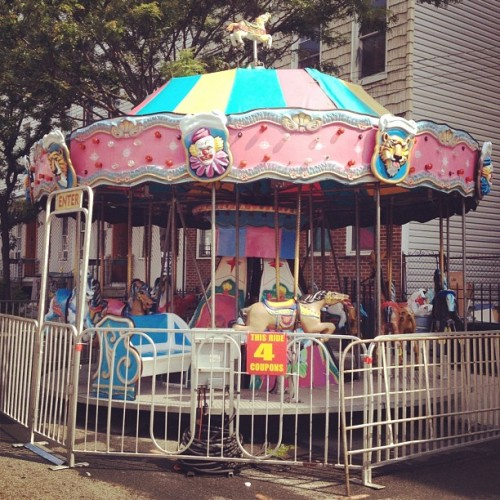 Empty Giglio Festival, Williamsburg (Taken with Instagram)