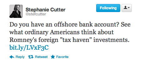 Spoiler: Most people don't have offshore bank accounts.