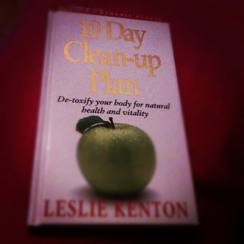 10 day detox #scared (Taken with Instagram)