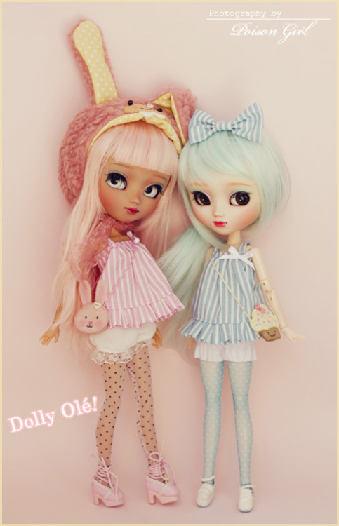 theplasticlove:  ♥ Ready for Dolly Olé! ♥ (por -Poison Girl-)