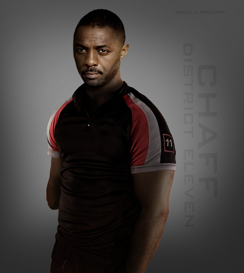 Catching Fire - Dream CastChaff: Elba Idris  Idris Elba (OP got the name backwards, lol)