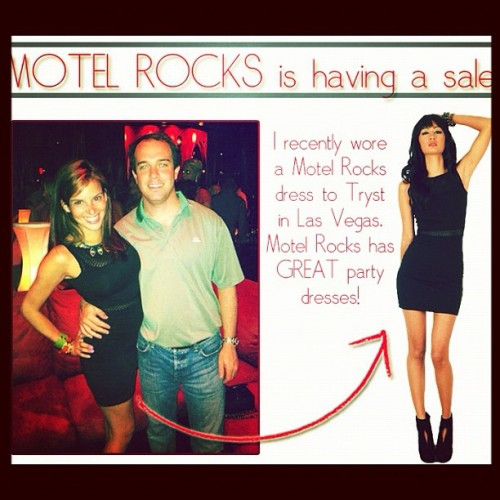 <new on www.lifeonthesquares.com>:  @motelrocks #sale! #streetstyle #style #instastyle #instafashion #whatiwore #wiw #lbd #lasvegas  (Taken with Instagram)