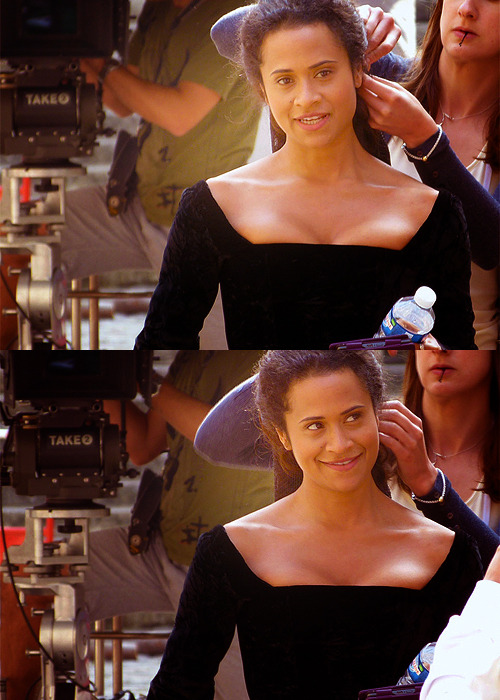 40-41/50 photos of Angel Coulby