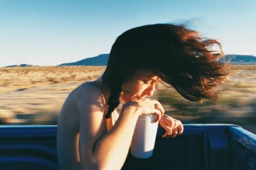 summerfridays:  No matter what you think of Ryan McGinley's more recent work, his early photographs of summer roadtrips include some stellar images. This one is definitely one of the best.