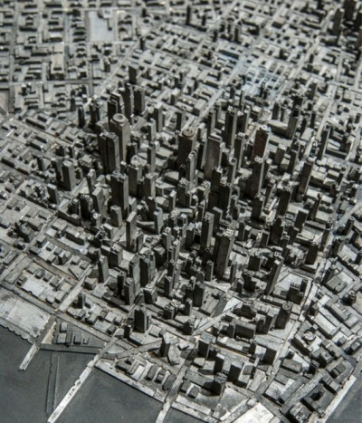 Type City by Hong Seon Jang