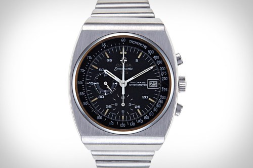 The Speedmaster 125.  A great story on this watch is available here on Fratello.