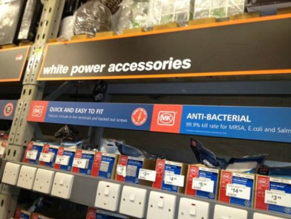collegehumor:  Store Sells White Power Accessories This store's policies aren't very current.