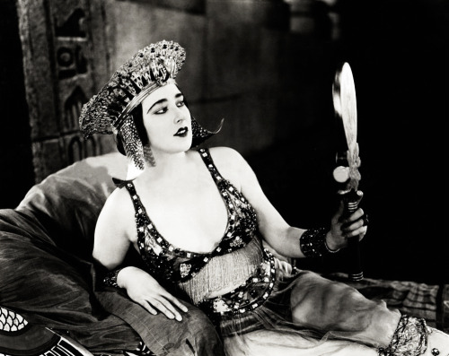 Nita Naldi in The Ten Commandments (1923)
