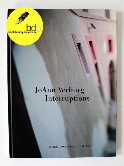 "Now at bdp!!!  bookdummypress:  Today's summer vacation book is this. ""Interruptions"" by JoAnn Verburg (signed)http://store.bookdummypress.com/product/interruptions-by-joann-verburgVerburg photographs the narrow streets and passageways of the historic center of Spoleto, Italy where she and her husband, poet Jim Moore, live part-time. This book gives you the feeling of taking a relax afternoon walk just like you do when you are on vacation visiting new town. 夏休みシリーズ第2弾はコチラの写真集です。 ""Interruptions"" by JoAnn Verburg (signed) イタリアはスポレートの町で一年の半分を過ごす写真家が撮った小道とすこに住む人々のポートレート。ページをめくるごとにバケーションで訪れた町を散歩している様な心地良い感覚が楽しめる、そんな写真集です。 詳細はbdp bookstore へ→ http://store.bookdummypress.com/product/interruptions-by-joann-verburg"