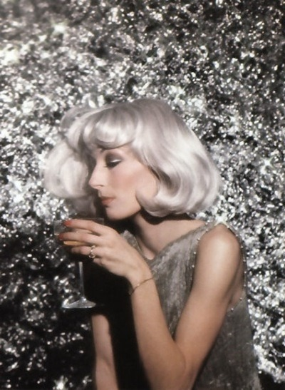 Happy Birthday, Angelica Huston. Could you be any lovelier?