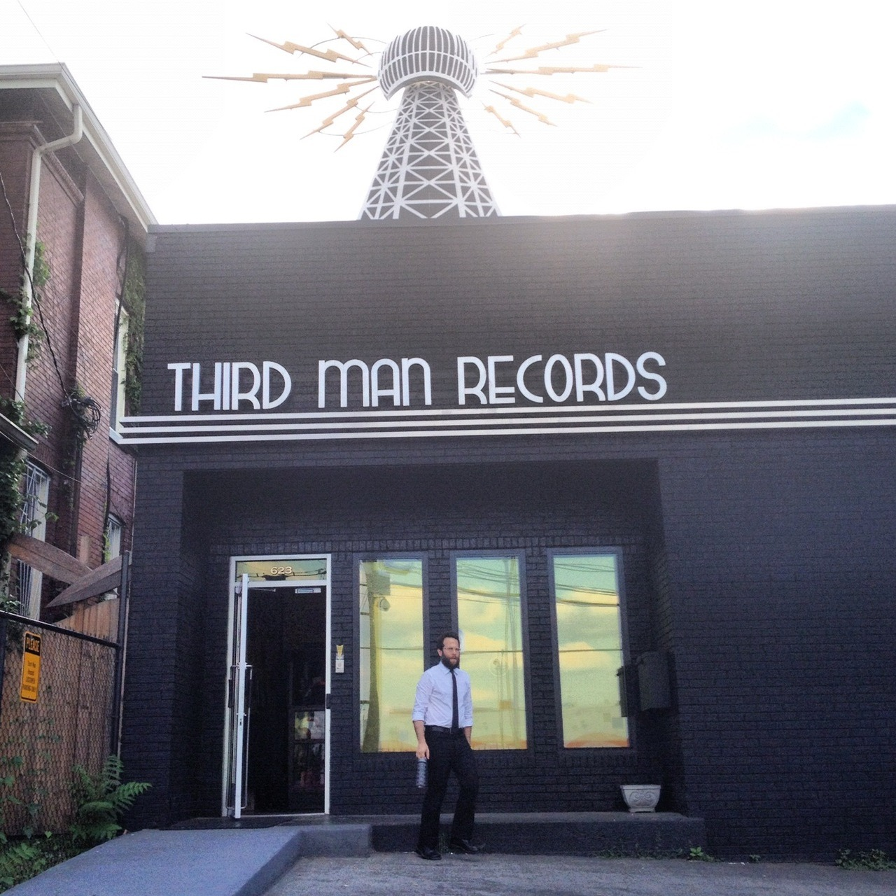 Rock On / Third Man Records / 623 7th Ave South / Nashville, Tennessee / 06.04.12 / 5:39PM