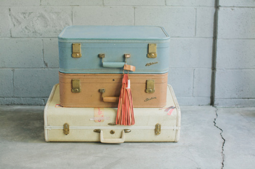ruemag:  Pack your bags, the weekend is here! {photo}