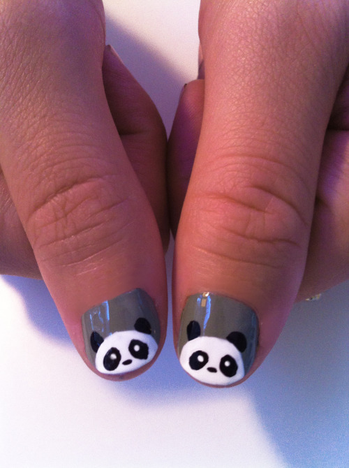 panda thumbs on vanessa