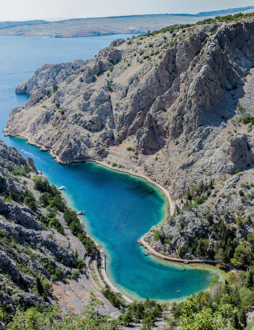 earth-ism:  Zavratnica Cove, Croatia