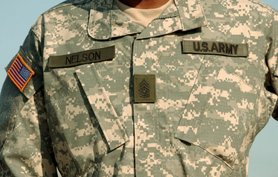 $5 billion blunder: The U.S. military's pixilated uniforms, introduced in 2004, actually make soldiers more visible to enemies.