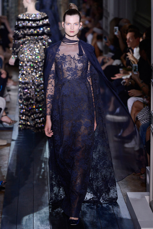 vogue:  Valentino Fall 2012 Couture Photo: Yannis Vlamos/GoRunway.com Go to Vogue.com for the full collection and review.