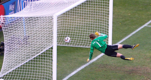 Goal-line technology approved for global soccer matches Football's world governing body FIFA has agreed to allow the introduction of goal-line technology after it was approved by the International Football Association Board, Sky Sports reports. The systems could be introduced into the Premier League as soon as the new year, and they'll be used at the Club World Cup in Japan in December, the Confederation Cup in 2013 and also the World Cup in 2014. Photo via skysports.com