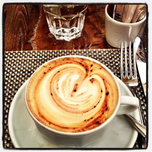 #Latte @Harvey_Nichols From My Fantastic Brunch With @FashionFoieGras - She is so charming I could have stayed with her all day!! #london2012 #shopping #webstagram #instagramuk #instagood #instamood #instacoffee #latteart #hearts #photochallenge #photooftheday #picoftheday #bestoftheday  (Taken with Instagram)