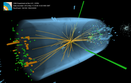 "Linux played a crucial role in discovery of 'Higgs boson' A physicist from CERN throws open-source Linux ""some love"" for its role in collaborative high performance computing used in discovery of the particle fundamental to the creation of mass in the universe. Via  Ubuntu Vibes"