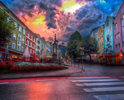 Kufstein Austria, The Challenge by *alierturk