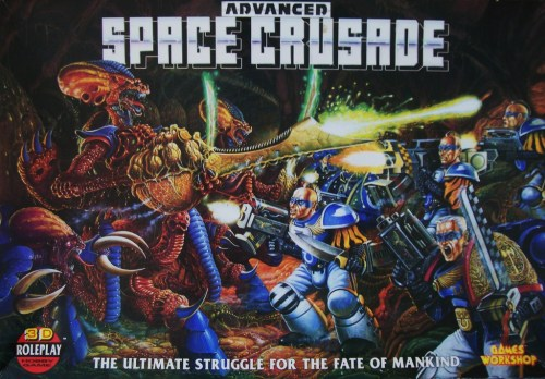 Advanced Space Crusade. Games Workshop, 1990.
