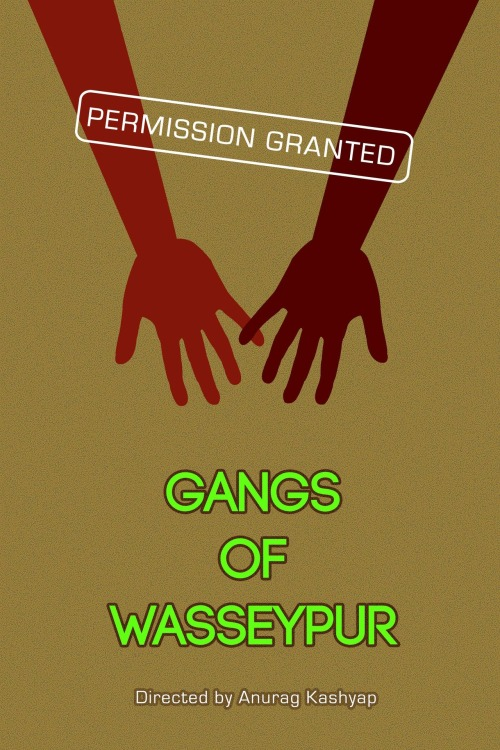 Gangs of Wasseypur [2012] by Hydrogen Pops