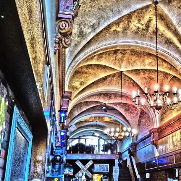 Grand Trunk Pub. #detroit #railroad #history  (Taken with Instagram)