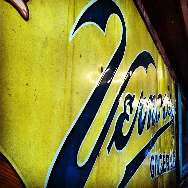 Vernor's. #detroit #history #vernors (Taken with Instagram)