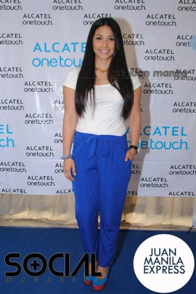 racketinersonline:  Alcatel Onetouch Press Launch
