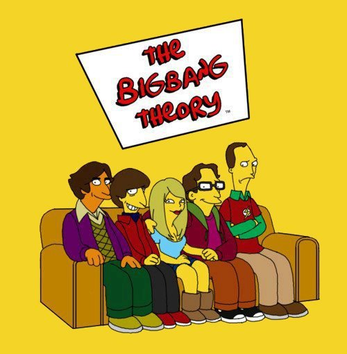 The Big Bang Simps— este, Theory!