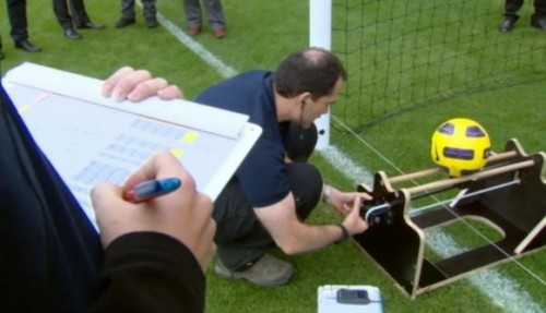 (via IFAB gives goal-line technology the nod, first official run will be at this year's FIFA Club World Cup — Engadget)